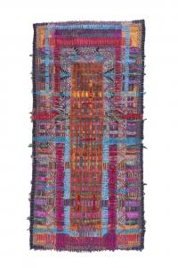 Collect showing Embroidered Silk Wall Hanging